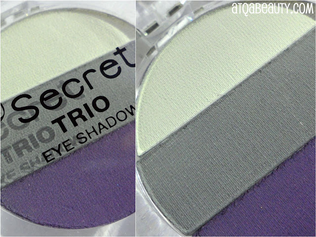 My Secret, Trio Eyeshadow, 314 Daylight