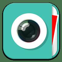 Cymera photo editing app