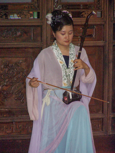 Suzhou traditional instrument