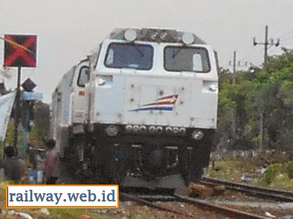 Lokasi Pengisian Air Kereta