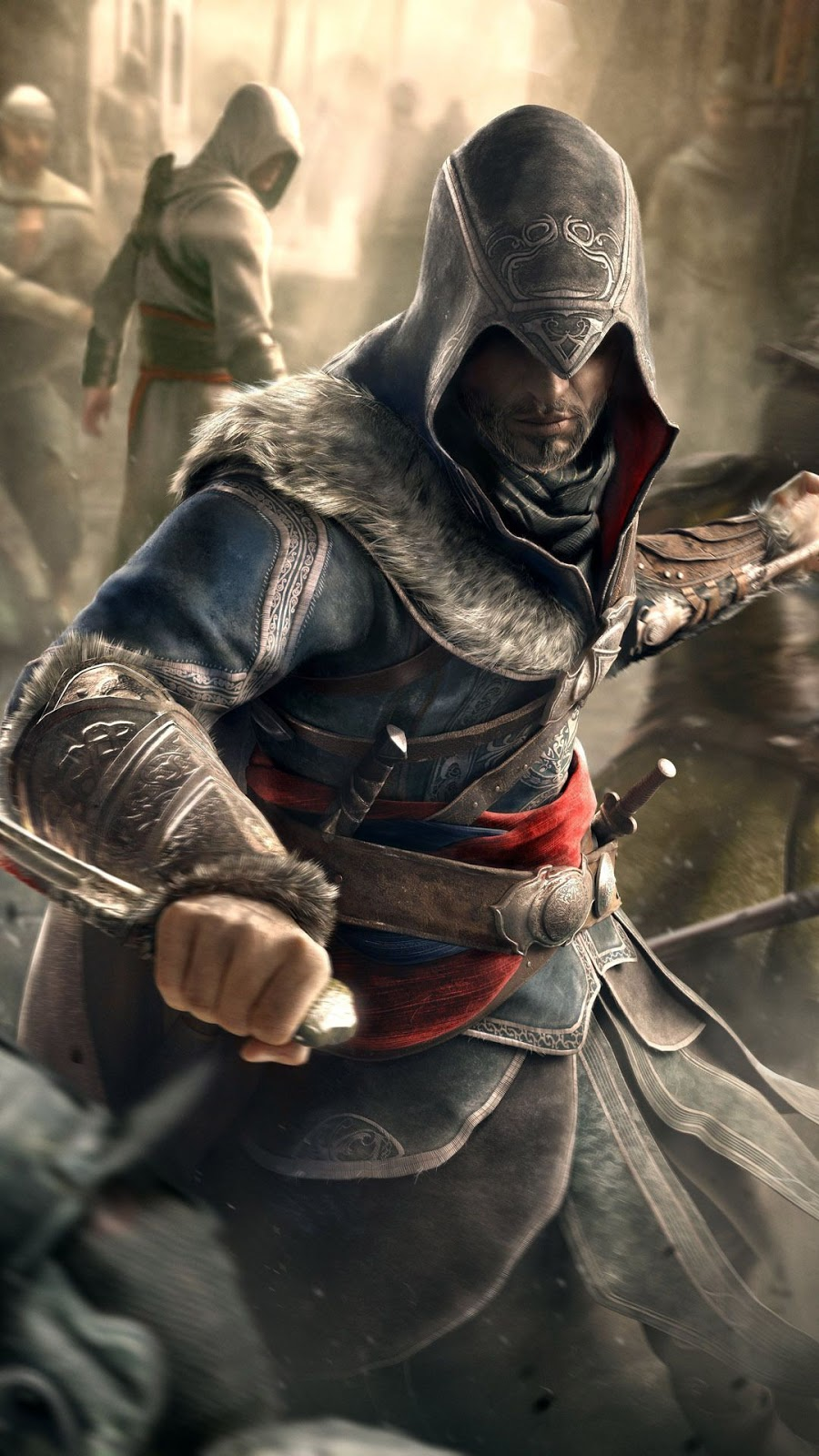 3d Alphabet Cell Phone Wallpaper Assassins Creed Wallpapers Mobile Wallpapers Download