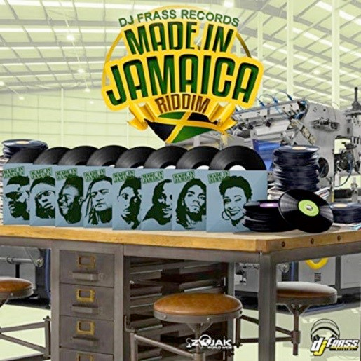 Download MADE IN JAMAICA RIDDIM BY DJ FRASS | 2019 MP3 | [3 46 MB