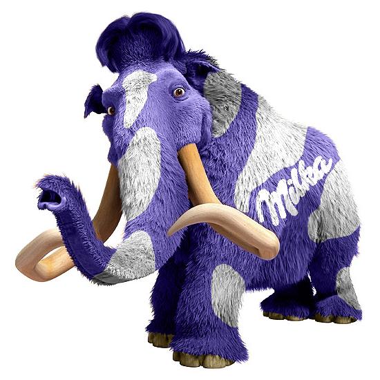 Milka - Manny mammouth milka