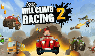 Hill Climb Racing 2 Mod Apk v1.22.2 Unlimited Gold dan Gems Terbaru 2019