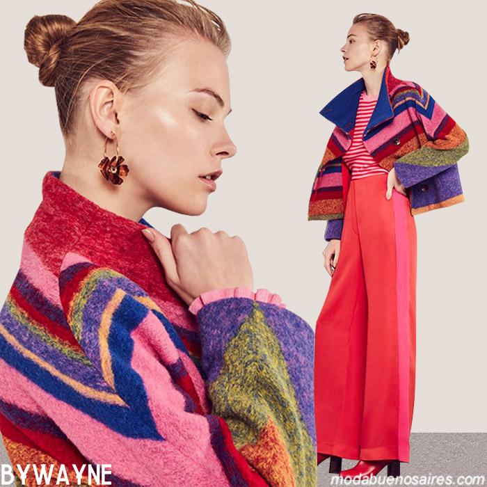 Ropa de mujer moda invierno 2019 argentina. Moda invierno 2019 Argentina.