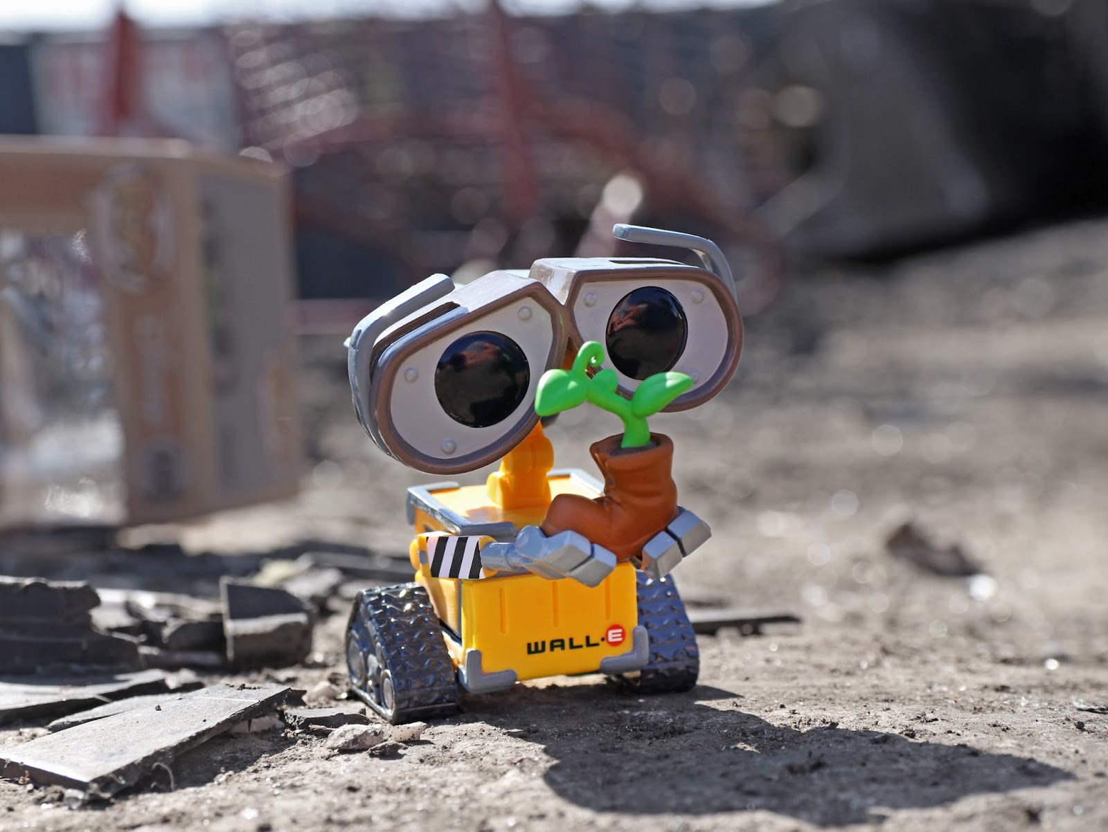 boxlunch earth day wall-e funko pop