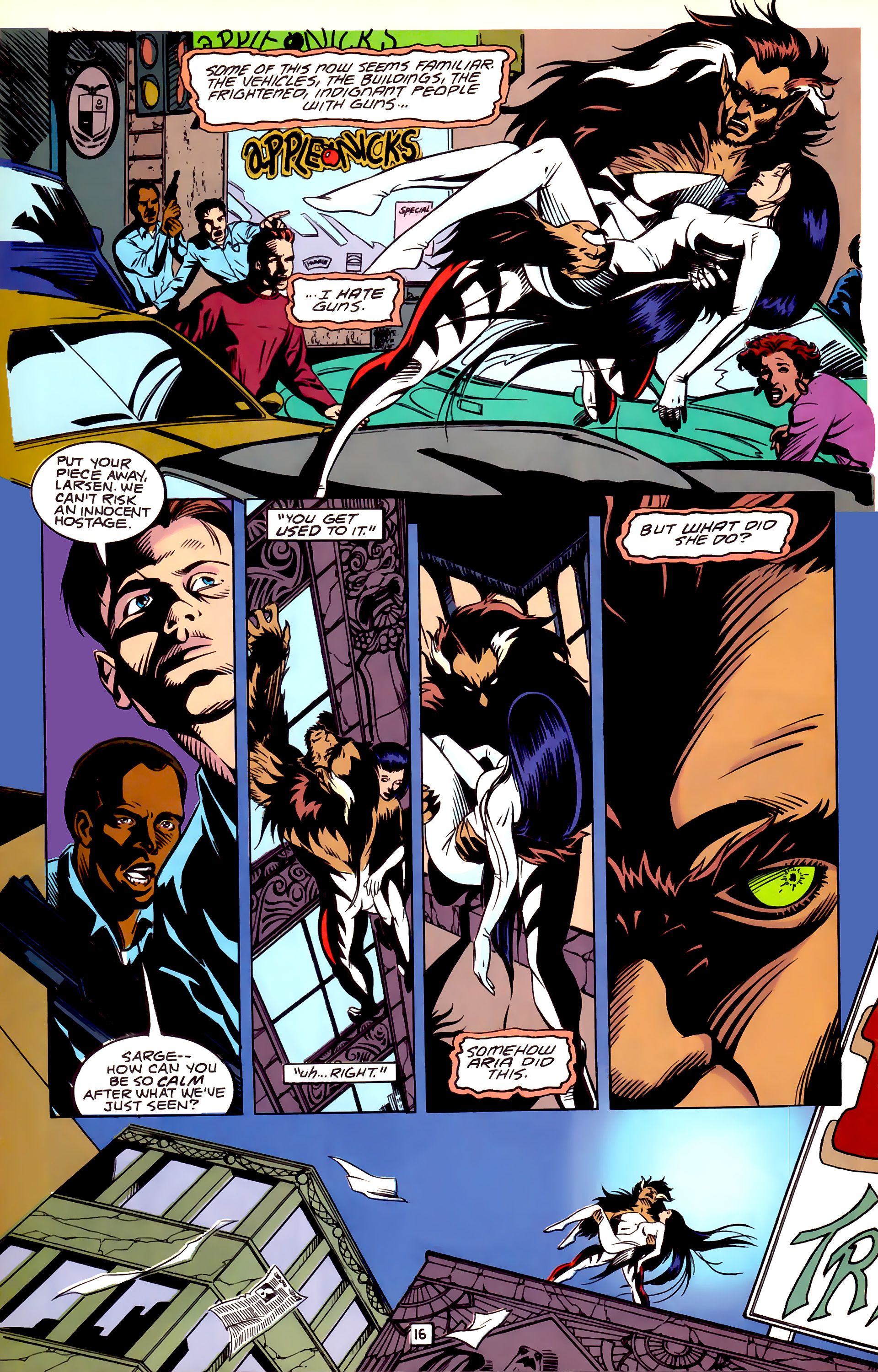 Legion of Super-Heroes (1989) _Annual_3 Page 16