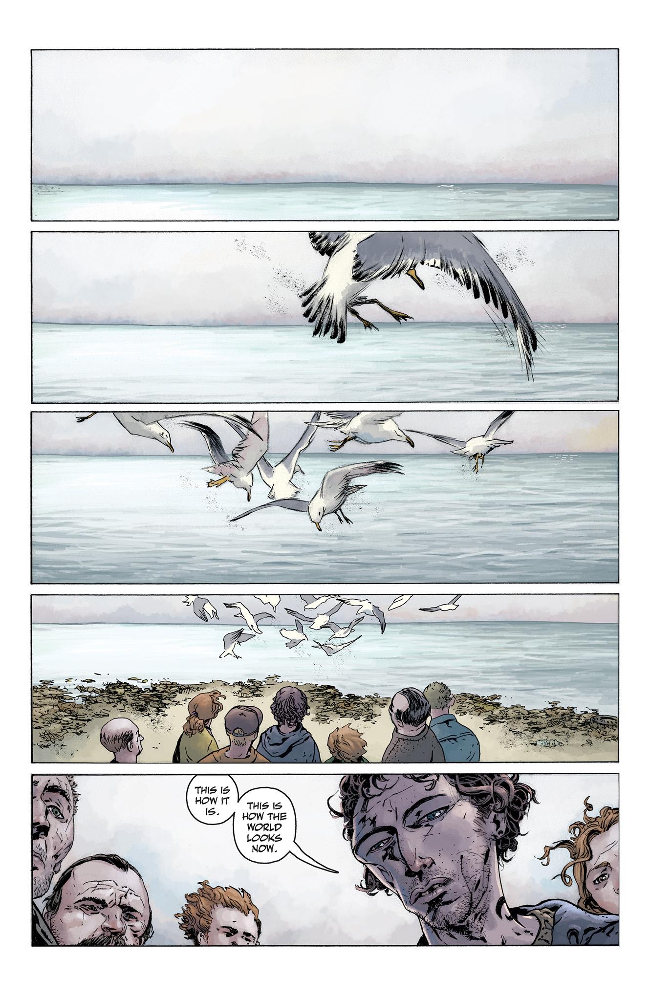 Read online Abe Sapien comic -  Issue #5 - 3