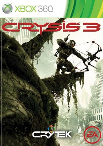 Crysis 3 Xbox 360 Region Free XGD3