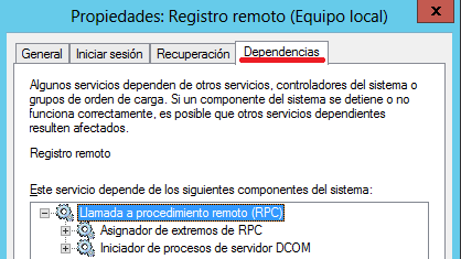 Windows: Eliminar un servicio