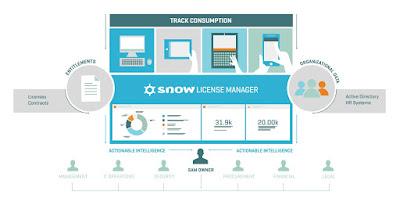 Licentiere software