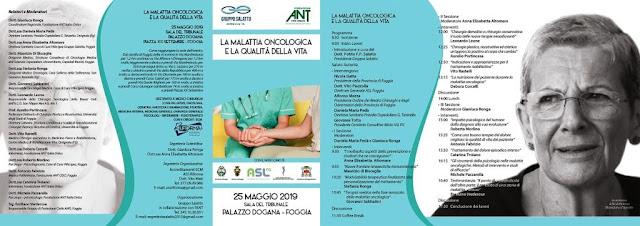 """""""La malattia oncologica e la qualità della vita"""", il convengo della Fondazione ANT e Gruppo Salatto in memoria di Marialuisa d'Ippolito"""