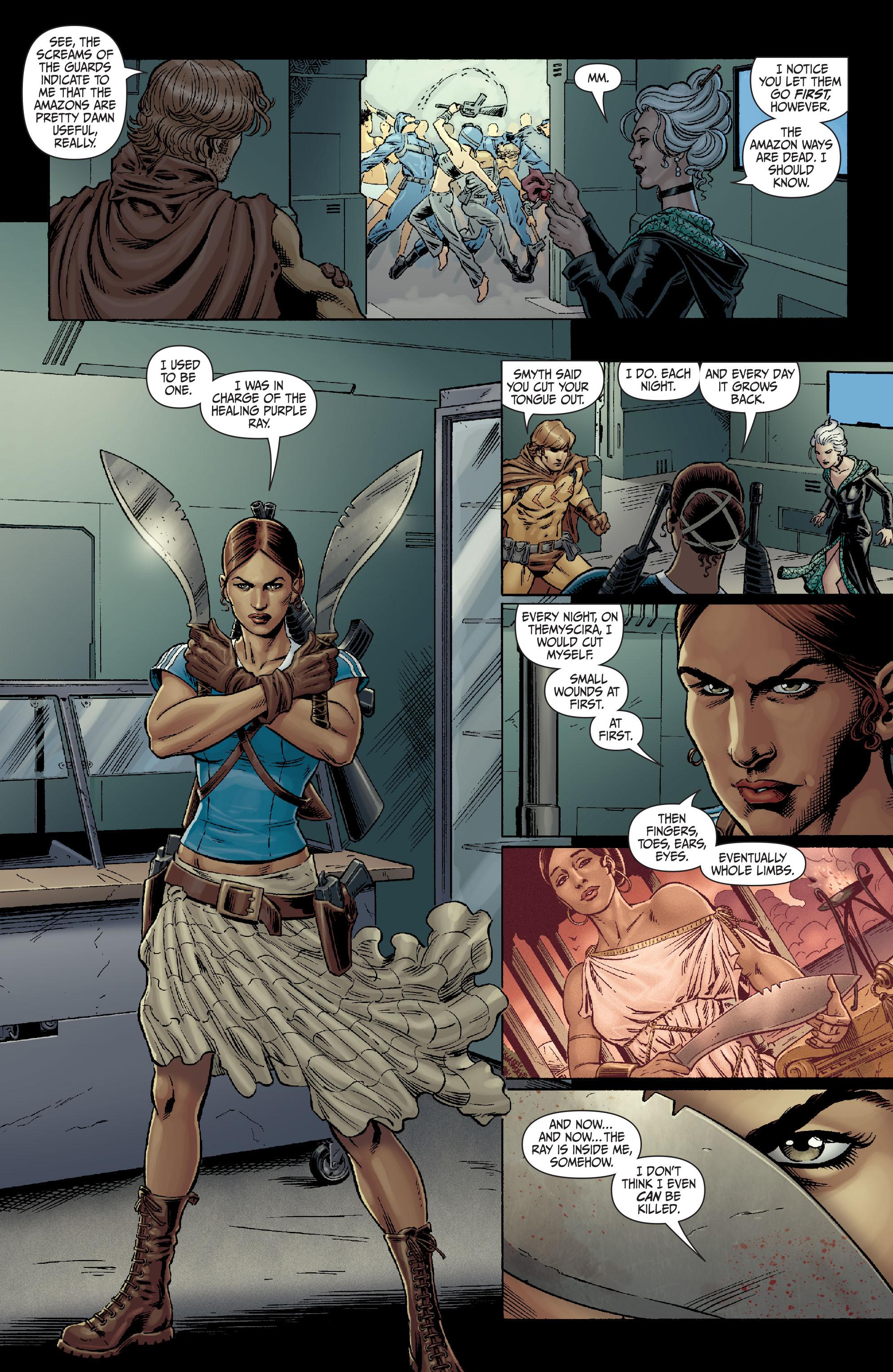 Read online Secret Six (2008) comic -  Issue #14 - 9