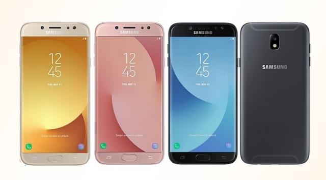 Hp Samsung terbaru - Harga dan Spesifikasi Galaxy J5 Pro
