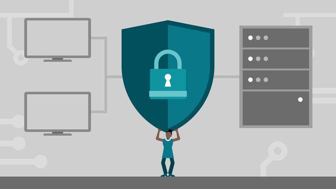 Ciberseguridad práctica: Servidores y estaciones de trabajo (Video2Brain) MEGA