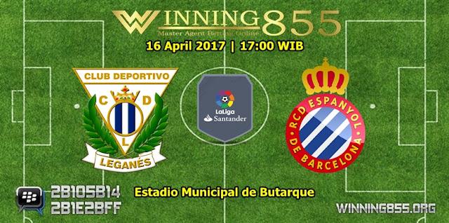 Prediksi Bola Leganes vs Espanyol 16 April 2017