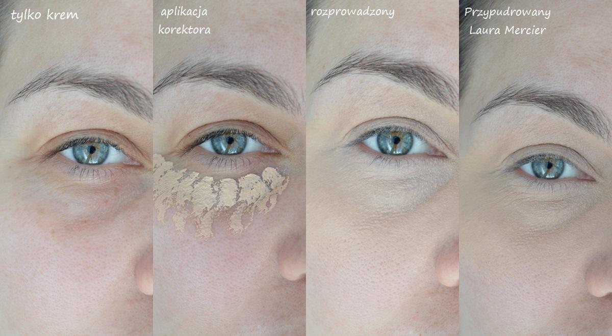 MakeUp Revolution - Korektor Conceal & Define - jak się sprawdza przy suchej skórzej i czy kryje worki pod oczami?