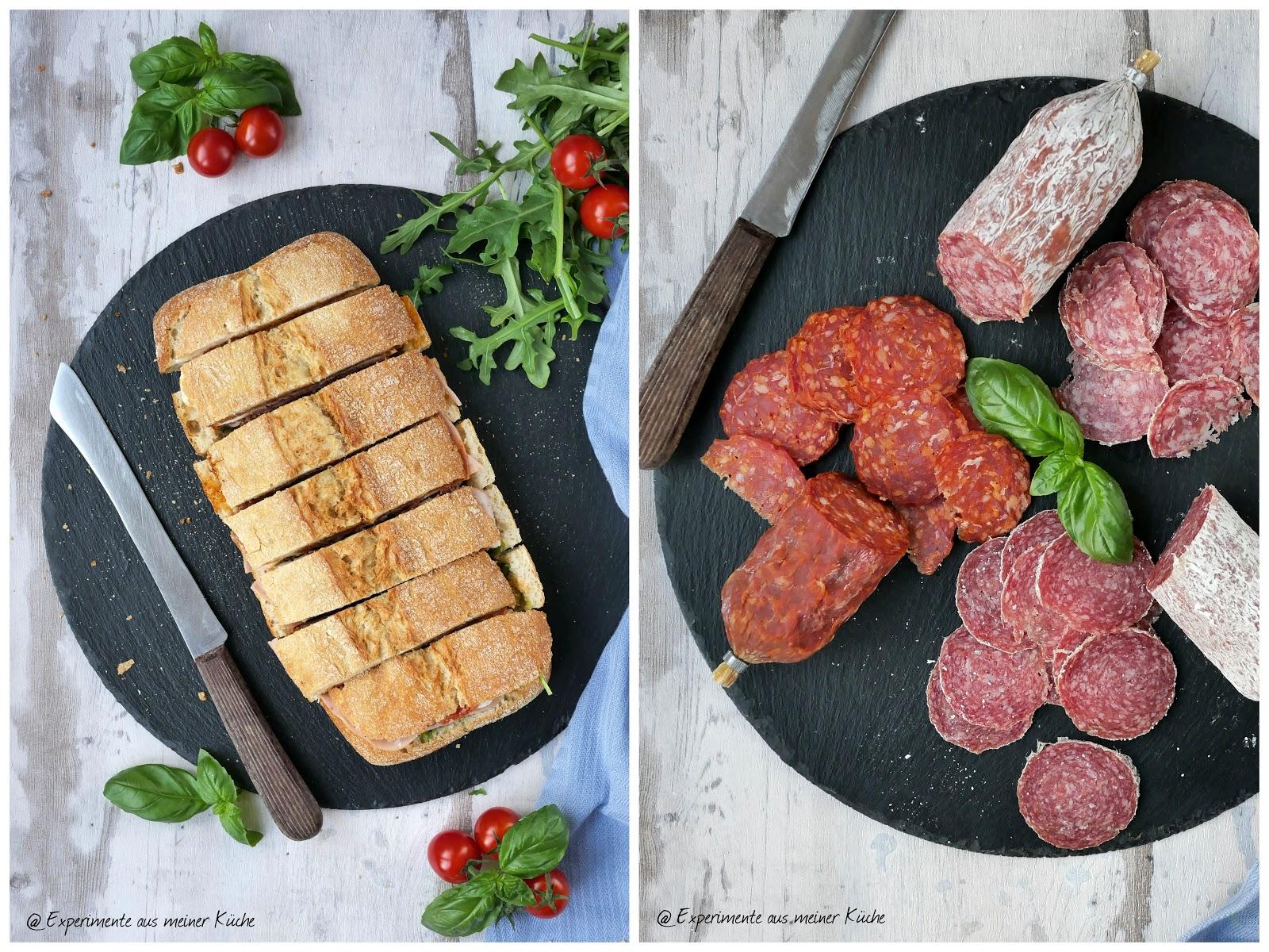 Italienische Kalte Küche+rezepte