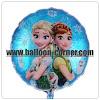 Balon Foil Bulat FROZEN