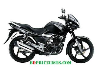 Suzuki GS150R Motorcycle Species & Price In Bangladesh