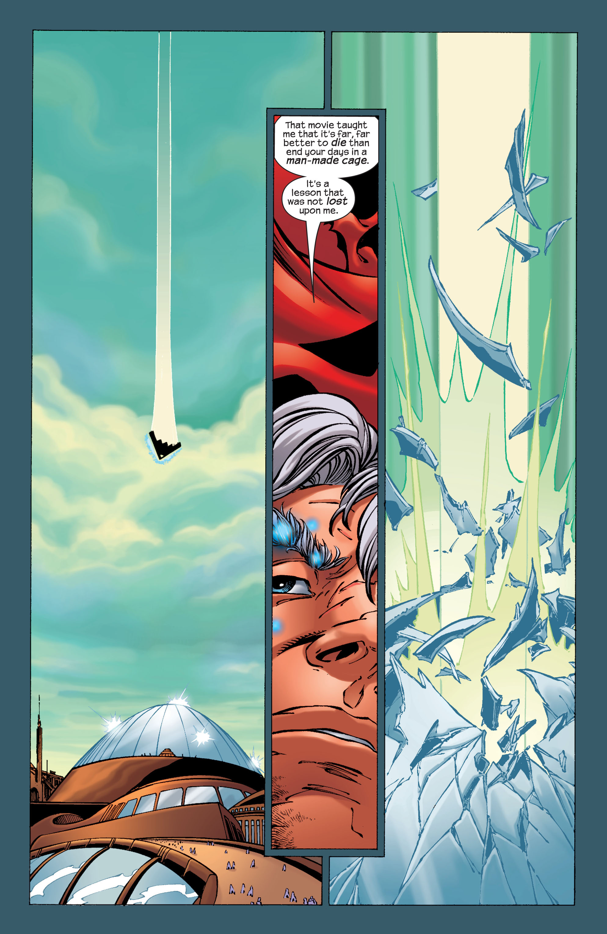 Read online Ultimate X-Men comic -  Issue #31 - 15