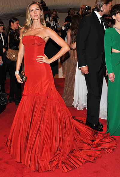Style Gisele Bundchen Latest Dresses