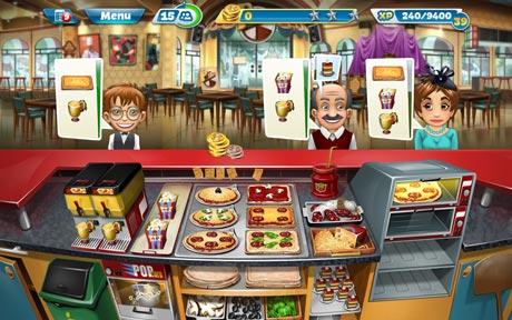 Game Masak Masak Android Cooking Fever MOD APK
