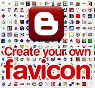Cara Mengganti Logo Blogger (Favicon)