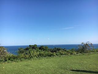 海のイスキアの絶景