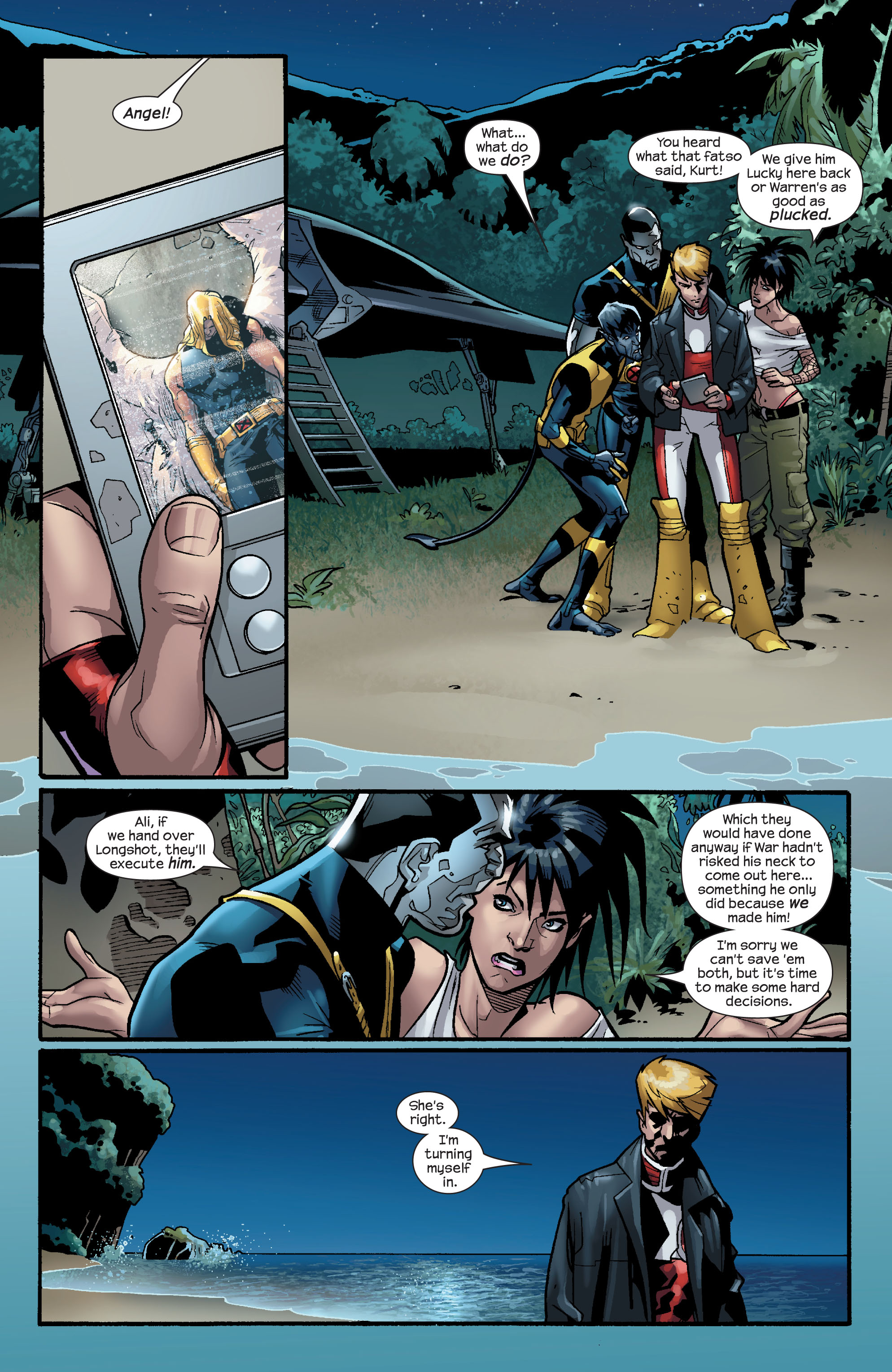 Read online Ultimate X-Men comic -  Issue #57 - 3