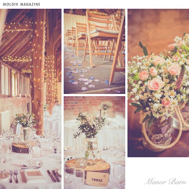 Manor Barn Wedding