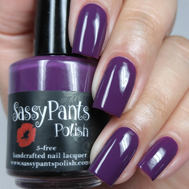 Sassy Pants Polish - Kiss & Tell