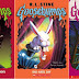 Goosebumps series RL stine