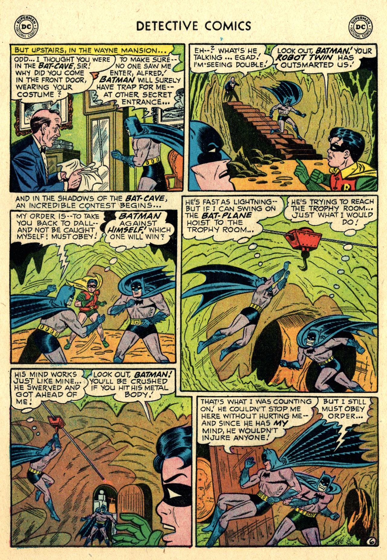 Read online Detective Comics (1937) comic -  Issue #239 - 8