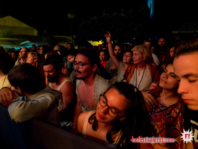 FMM Sines 2018 en Porto Covo, PT