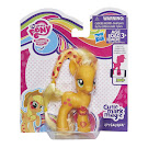 My Little Pony Cutie Mark Magic Ribbon Hair Single Applejack Brushable Pony
