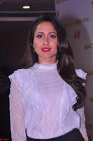 Pragya Jaiswal in lovely Black Mini Skirt and White Transparent Shirt ~  Exclusive 030.JPG