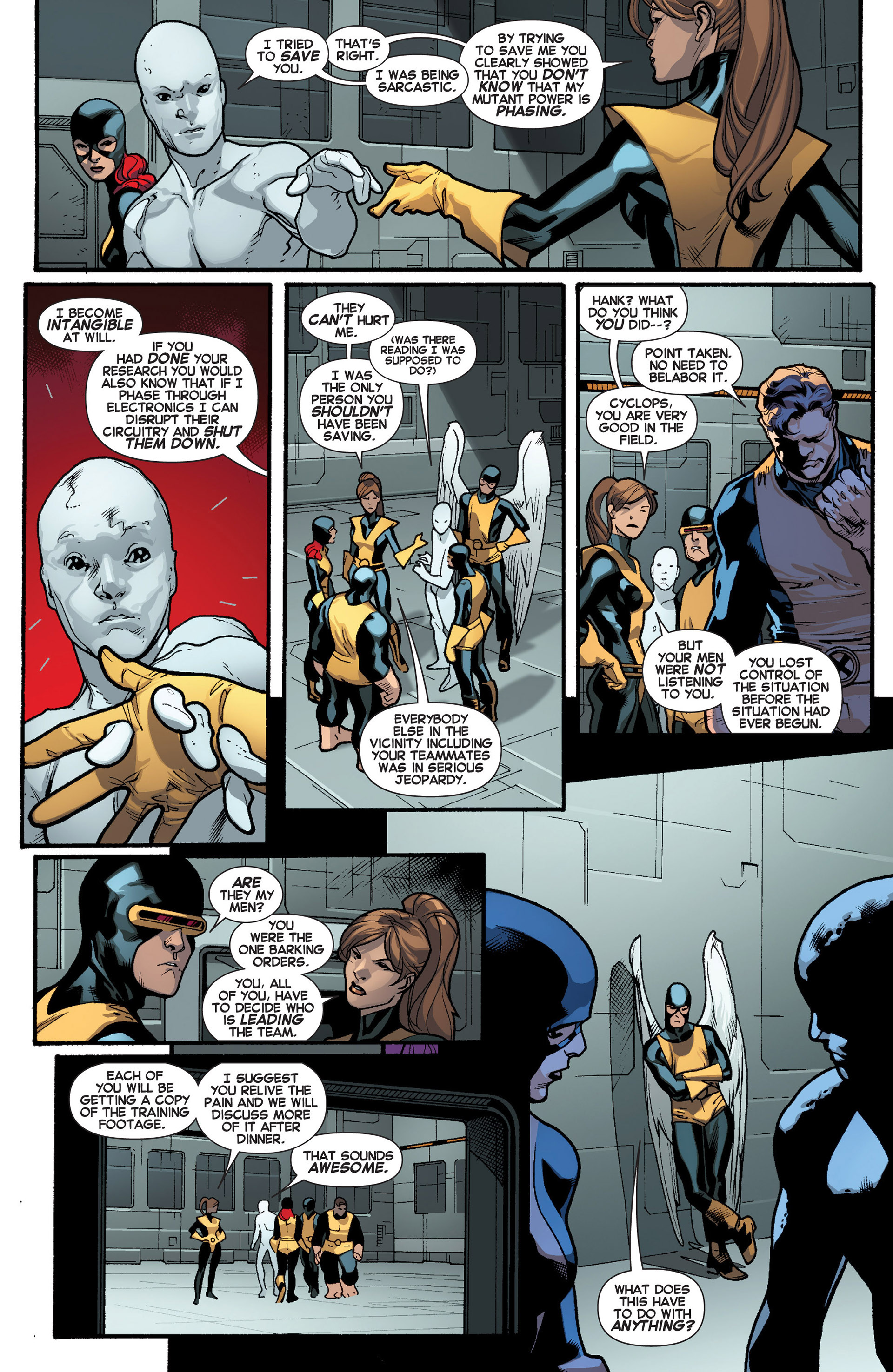 Read online All-New X-Men (2013) comic -  Issue #9 - 11
