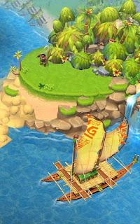 Moana Island Life Apk v3.1.439.160 Mod