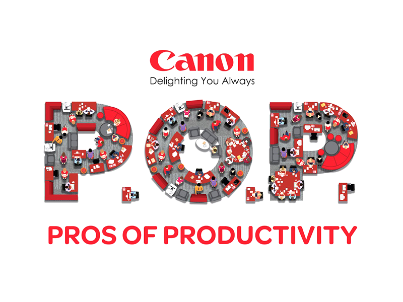 Canon Simplifies Business w/ the Right Technology!