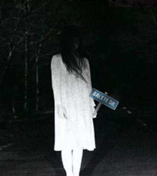 Foto penampakan hantu terkenal 83