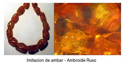 imitacion de ambar | ambroide ruso