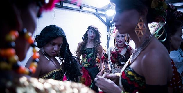15dc692ee CARNAVAL BARRANQUILLA: Tras bastidores del Reinado Popular Gay ~  OrgulloLGBT.co