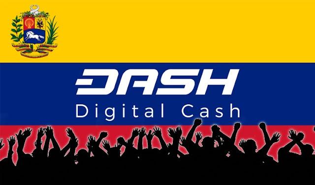 Venezuela Turns Toward Dash As A Digital Cash