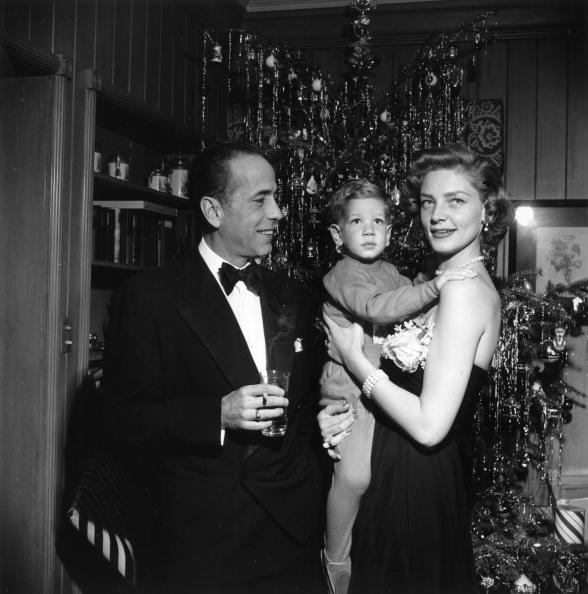 Closely Watched: GET PERSONAL: LAUREN BACALL Lauren Bacall Children