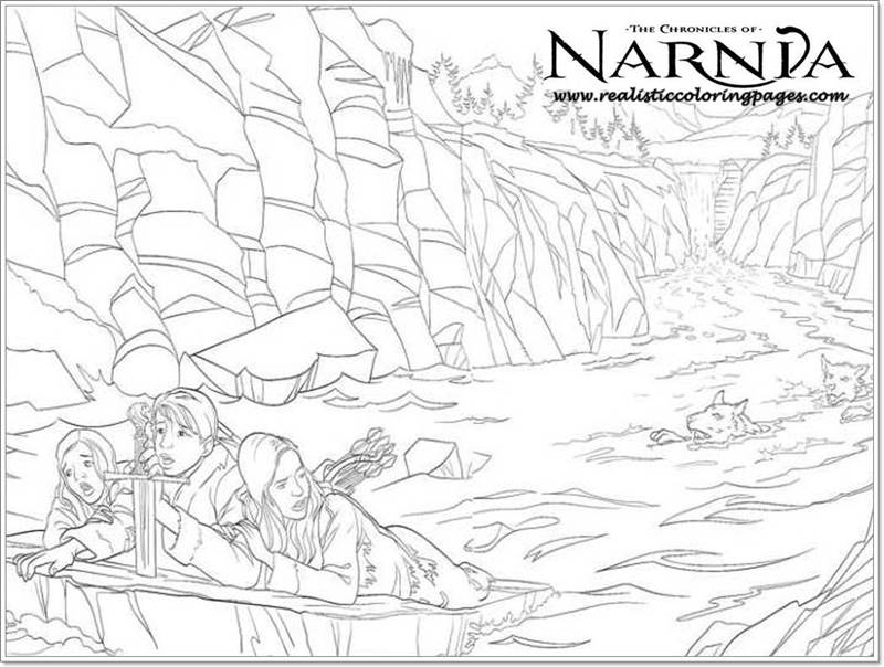 narnia coloring pages - free printable the chronicles of narnia coloring pages