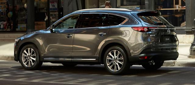 Mobil Mazda Terbaru Yang Keren Abis
