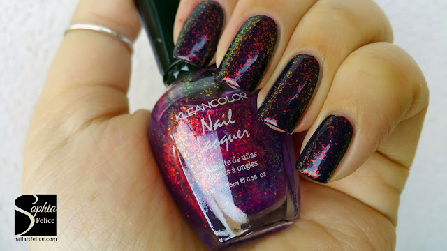 Chunky Holo Bluebell Kleancolor 03