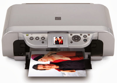 Download Canon PIXMA MP460 Inkjet Printer Driver and how to installing