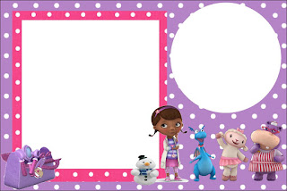 Free Doc Mcstuffins Invitation Templates Costumepartyrun
